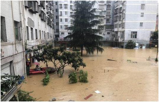 台风蓝色预警解除 湖南江西湖北局地仍将有大暴雨